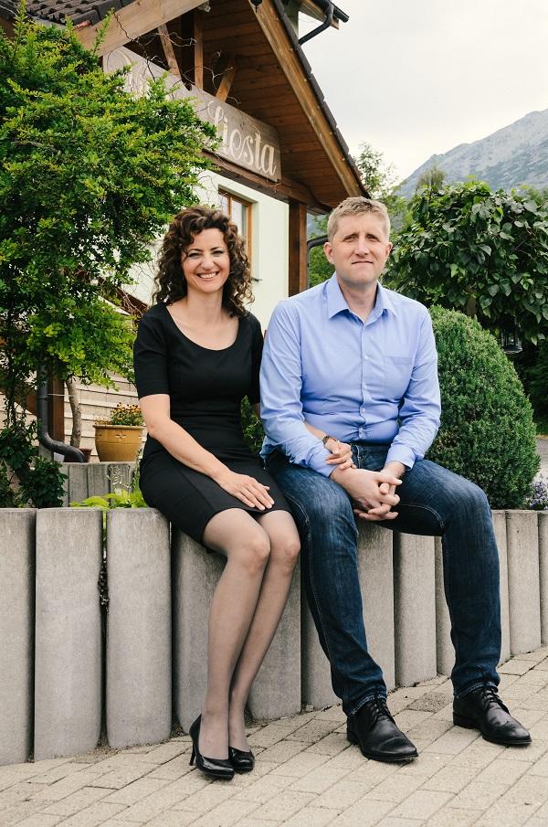 Katarína Daníšková a Marián Daníšek (foto: Ladislav Pavlík / Tomáš Benčík)